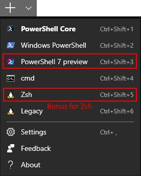 How To Add PowerShell v7 Preview to the New Windows Terminal | The